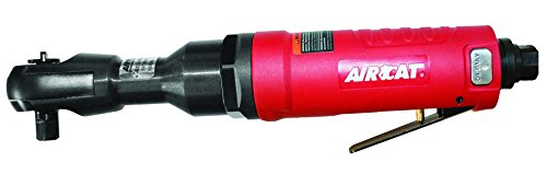 AIRCAT 803-RW Power Ratchet Wrench, Small, Red by AirCat