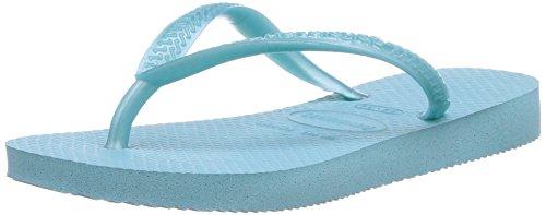 Havaianas Slim, Chanclas Mujer Azul (Ice Blue 0642)
