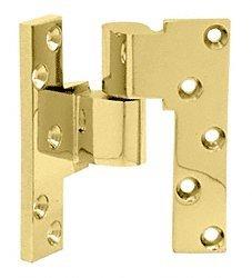 C.R. LAURENCE CRL19LHPB CRL Polished Brass 3/4