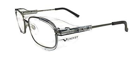11cfb43e64adb Armação Oculos De Proteção Para Lentes De Grau Univet 536  Amazon.com.br   Ferramentas e Construção