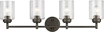 Kichler Lighting Four Light Bath from the Winslow Collection