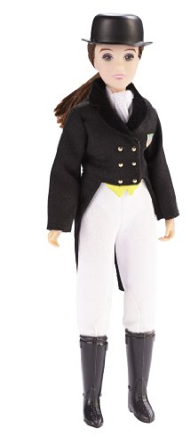 Breyer Traditional Size Dressage Rider Megan 526 NIB Newlook for 2013 (Dressage Top Hat)