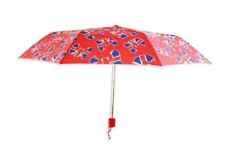 Union Jack Británico Signo De Libra Paraguas