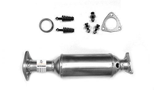 1996 1997 1998 Catalytic Converter (TED Direct-Fit Catalytic Converter Fits: 96-97 Honda Accord 2.2L/97-99 Acura CL 2.2L MAIN)