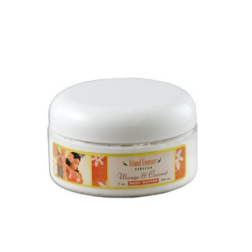Island Essence Body Butter (Various Scents) - Hydrates & Soothes Dry Skin