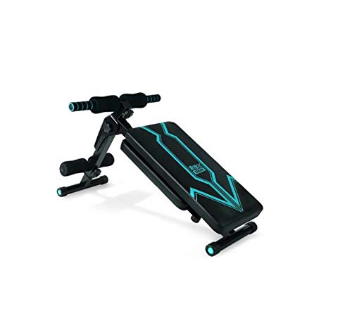 GaoMiTA Multifunctional Supine Board Sit-ups Fitness Equipment Home Abdominal Board Abdominal Board Foldable sit-up Board by GaoMiTA (Image #4)