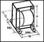 Triad Magnetics F-241U Power Transformer by Triad Magnetics