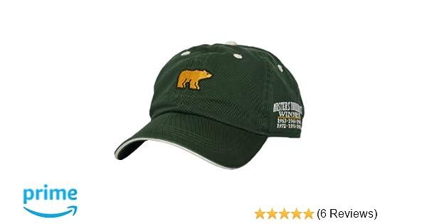 a60c147b768 Amazon.com  Jack Nicklaus GOLDEN BEAR 18 MAJORS MASTERS TOURNAMENT HAT   Sports   Outdoors