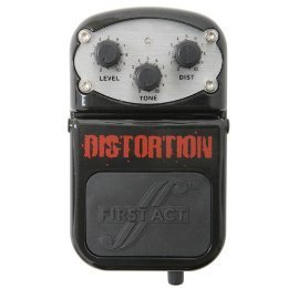 UPC 076031891573, First Act Distortion Pedal