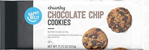 Amazon Brand - Happy Belly Chunky Chocolate Chip