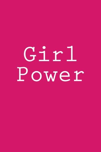Girl Power: Notebook por Wild Pages Press