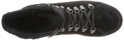 Vans W Shilo Hiker, Baskets mode femme Noir (Hiker Black/W)