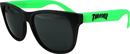 Image Unavailable. Image not available for. Color  Thrasher Logo Sunglasses  ... ae2f168d08