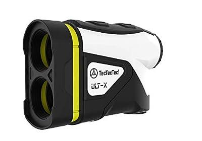 TecTecTec ULT-X Golf Rangefinder