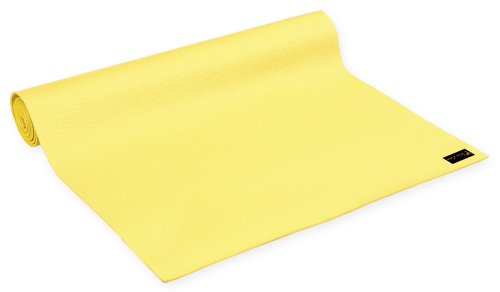 Wai Lana Non-Phthalate Yoga and Pilates Mat Buttercup