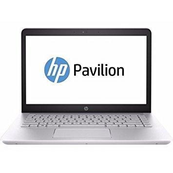 2018 HP 14.0 Inch Flagship Notebook Laptop Computer (Intel Core i5-7200U 2.5GHz, 8GB RAM, 128GB SSD + 1TB HDD, DTS Sound, Intel HD Graphics 620, WiFi, HD Webcam, Windows 10) Silver ()