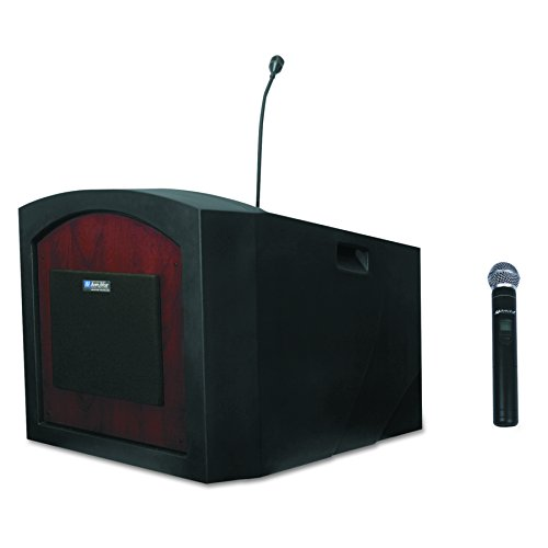 AmpliVox SW3240MH Pinnacle Tabletop Lectern, 26w x 23d x 20h, ()