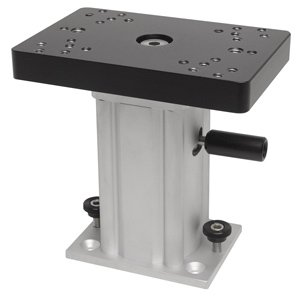 Downrigger Swivel (Cannon Aluminum Swivel Base Downrigger Pedestal -)