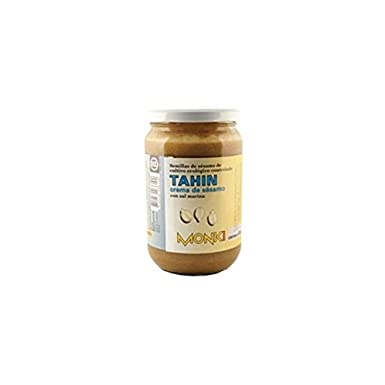 Monki - Tahin tostado con sal bio Monki, 650 g: Amazon.es: Alimentación y bebidas