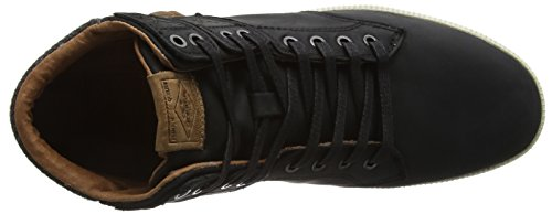 O'Neill Raybay LX leather - Zapatillas Hombre Negro - Black (Black 9900)
