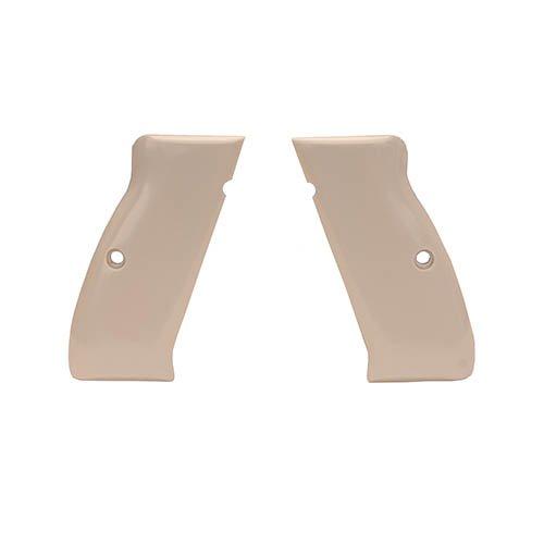 Hogue 75020 CZ-75 Ivory Polymer Grip