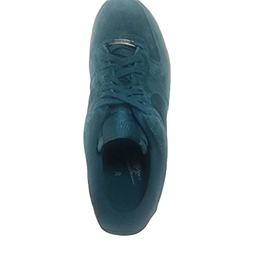 new concept 944d6 a4130 high-quality Nike Women s Air Force 1  07 Suede Teal Blue Shoes - 749263