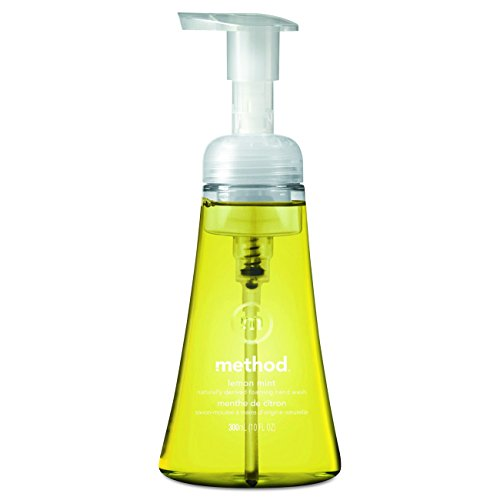 Price comparison product image Method Naturally Derived Foaming Hand Wash,  Lemon Mint