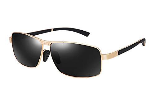 De Al Claridad Conducción Espejo De Sol Sol Aumentar Gafas para De De De Sol Libre Polarizador WJYTYJ Las Gafas Gafas 2 De Hombre Conductor La Aire De Gafas Cxff4n5