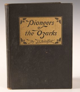 Pioneers of the Ozarks - Johns Town St Center The