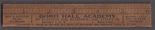 Boro Hall Academy Brooklyn NY advertising 6