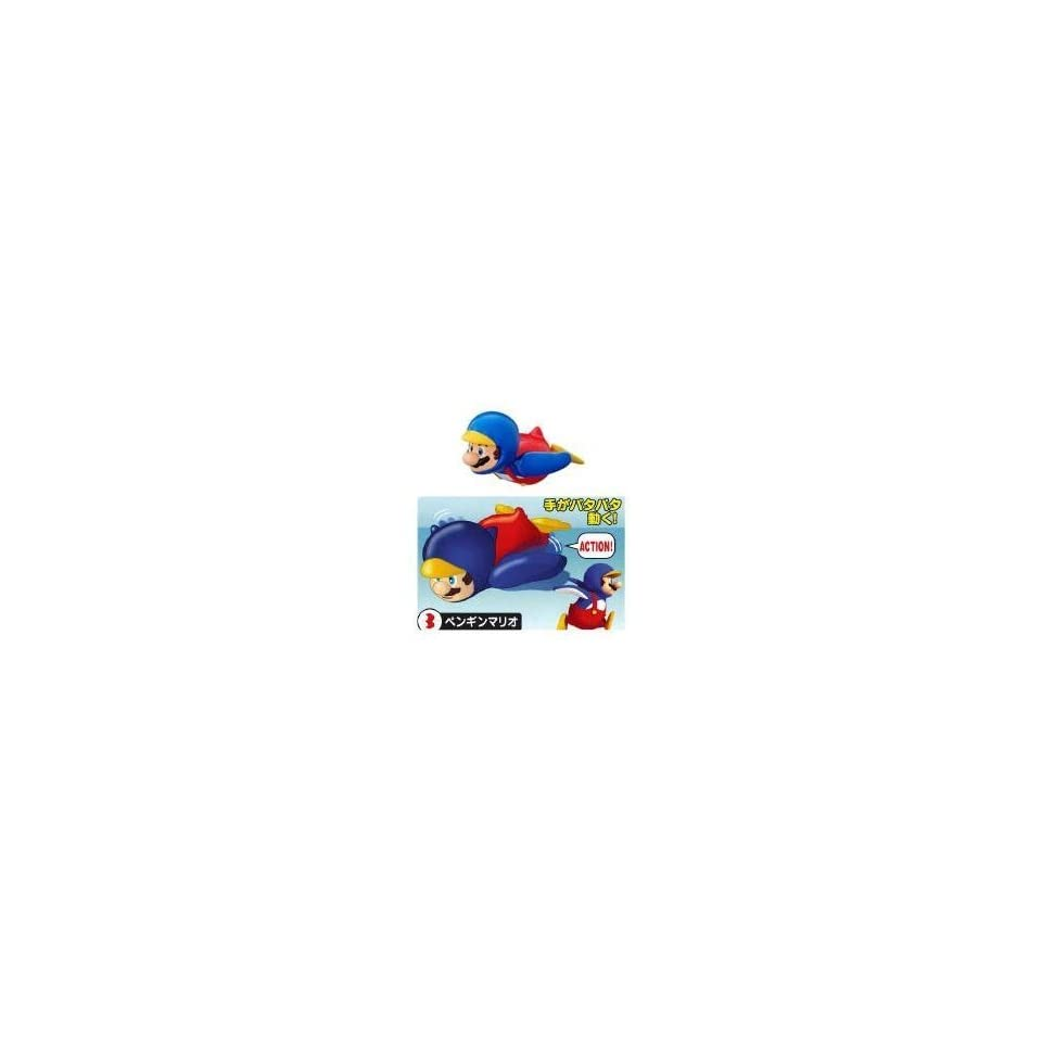 Nintendo Super Mario Bros. Penguin Action Mini Figure Toys & Games