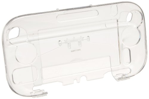 AmazonBasics Protect, Play and View Case for Wii U (Officially Licensed by Nintendo)