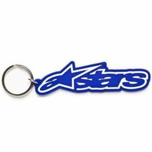 Amazon.com: Alpinestars Keychain Rub Blue 9904-0903: Automotive