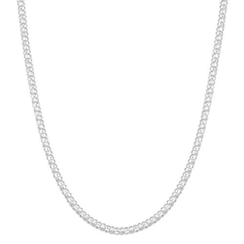 Sterling Silver 2mm Coreana Chain (20 inch)
