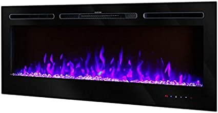 Art Flame 2000 W mando a distancia Chimenea el/éctrica Cristina