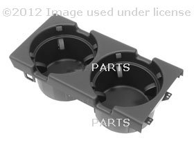 BMW Genuine Cup Holder Black for E46 - 3 Series (1999 - 2005) Bmw Genuine Cup Holder