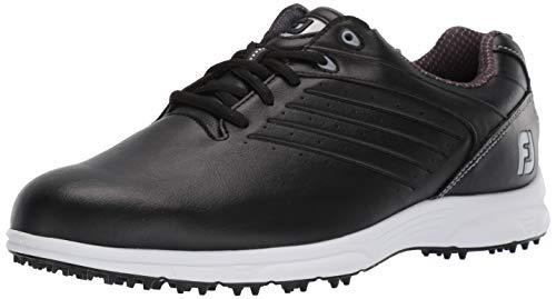 - FootJoy Men's FJ ARC SL-Previous Season Style Golf Shoes Black 12 M US