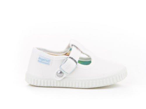 ANGELITOS, Sneaker bambini blu blu 20 blu Size: 32