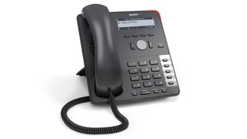 IP 710 Phone with 4 Line Display and POE VoIP Phone and Device (2793) (4 Line Display)