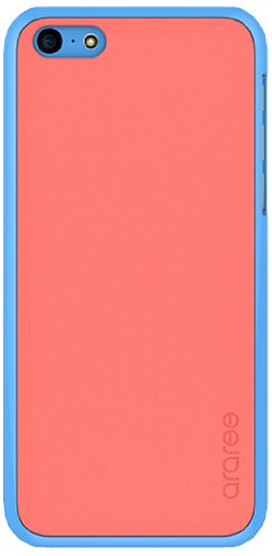 ARAREE AMY for iPhone 5C - Carrying Case - Retail Packaging - Sky Blue/Yellow (Amy Dunbar)