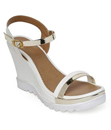 Stepee Women Wedges Heel Sandal Wedges for Girls and Women