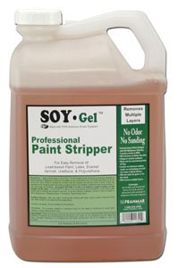 Soy Gel Stripper (SOY-Gel Paint and Urethane Remover 2-1/2 Gallon)