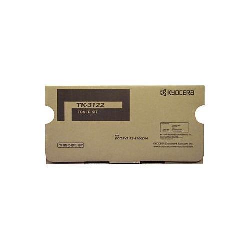 M-Wave Copystar Compatible TK-3122 Toner Cartridge - Black - 21K (21k Black Toner)