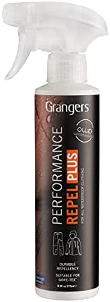 Granger's Down Wash & Performance Repel Waterproofing Spray For Outerwear Combo Pack / Clean and re-wa