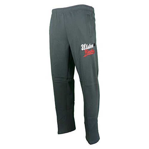 Kukri Ulster Rugby Youth Sweat Pants 17/18 - Charcoal