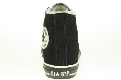 Converse Chuck Taylor All Star Shearling 3115127enfants Hi Noir