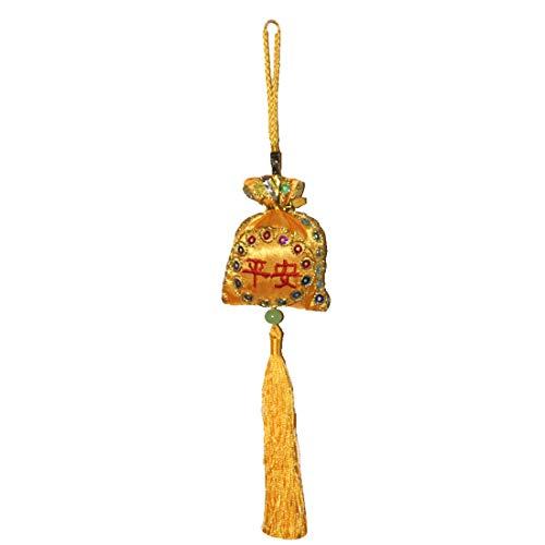 Buy Divya Mantra Feng Shui Money Bag Hanging Online at Low