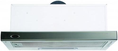Campana extractora AKPO WK-7 LIGHT ECO Inox / 50cm / 180m3/h - Campana extractora de cocina: Amazon.es: Grandes electrodomésticos
