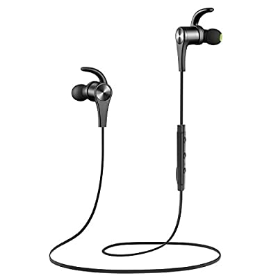 SoundPEATS Bluetooth Headphones Magnetic Wireless Earbuds
