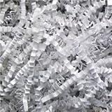 Aviditi CP10B Crinkle Cut Paper, 10 lbs per Case, White